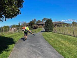 Rotorua garden maintenance